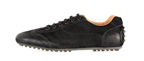 Car Shoe Auto Schuh Herren kue696Leder Turnschuhe/Sneaker