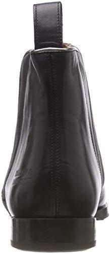 Susan Noir Femme Hairon Bottes Crust Chelsea Blk Breeze Melvin Hamilton 1 amp; 34 HxSw0xEqf