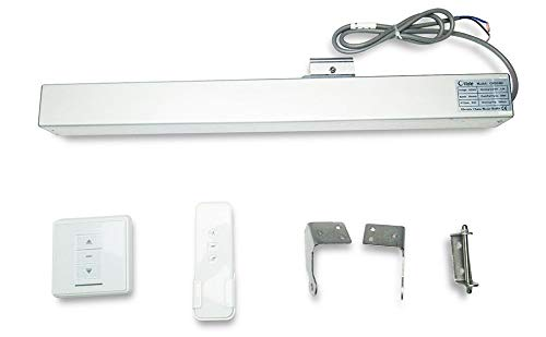 Olide Model SD500 24 V DC Electric Window Opener with Switch with 19-7/10