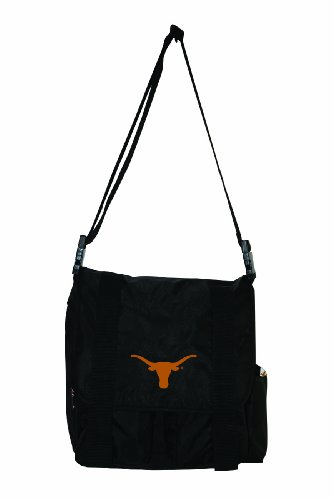 NCAA Texas Longhorns Sitter Diaper Bag (Gear Texas Baby Longhorns)