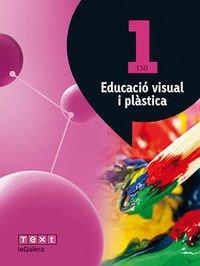 Descargar Libro Educació Visual I Plàstica 1r Eso Atòmium Ramon Ballesté Fernández