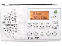 Sangean-DPR-65 - Tragbares DAB-Radio - 0.2 Watt by Sangean