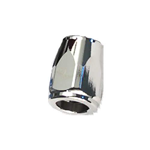1//2 I.D Roadrunner Performance HF-04NP Hose Finisher Size 4 Nickel Polished