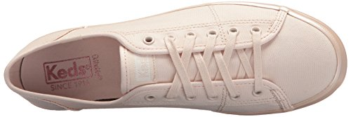 Keds Dames Kickstart Shimmer Sneaker Lichtroze