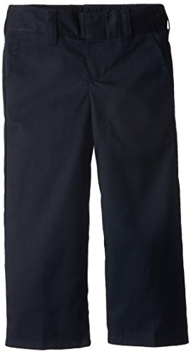 (Dickies Little Boys' Toddler Pull-On Pant, Dark Navy, 4T)