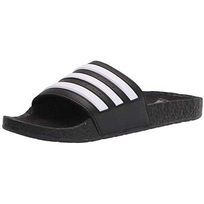 adidas Unisex-Adult Adilette Boost Slide Sandal, 7.5/12.5 UK
