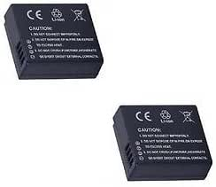 dmw-ble9 batería reemplaza: dmw-blg10 Lumix dmc-gf5 batería 750mah