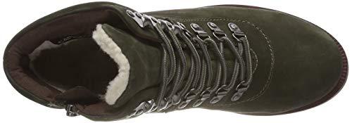 Verde 21 Combattimento Nubuc Stivali 715 khaki Donne 715 Caprice Delle Da 9 9 26216 Exqawqfv