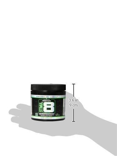FINAFLEX Stimul8 Nutritional Supplements, Apple Blast, 6.6 Ounce (188 Grams)