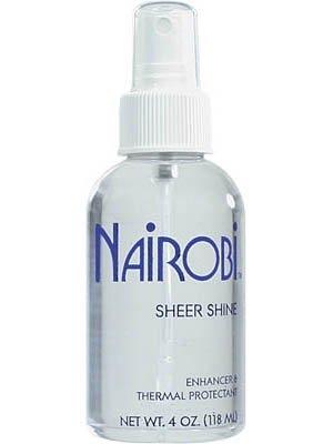 Nairobi Sheer Shine 4oz