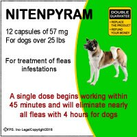 31 2HEsL ZL - capstar 12 Nitenpyram 57 mg - Flea killer for dogs over 25 lbs