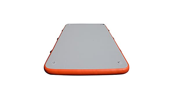 Amazon.com: Hinchable Plataforma Plataforma flotante de Dock ...