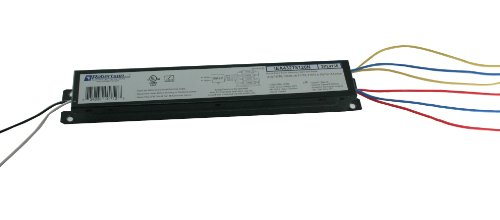 ROBERTSON 3P20135, IEA432T8120N /B Fluorescent eBallast for 4 F32T8 Linear Lamps, Instant Start, 120Vac, 60Hz, Normal Ballast Factor, NPF (Replaces Robertson 3P20001, Model ISL432T8120 /B) - Npf Electronic Ballast