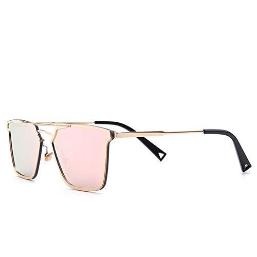sol unisex Gafas sol gafas B de de metal de marco personalidad multicolores NIFG xPzdqZwx