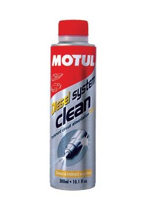 (Motul Diesel System Clean 300ML Can)