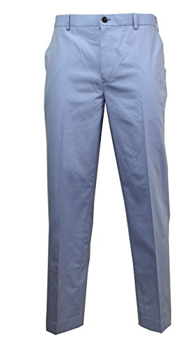 Brooks Brothers Men's Dress Pant, Light Blue (32/30) - Brooks Brothers Men Pants