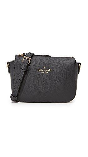 Kate Spade New York Women's Daniels Drive Wendi Cross Body Bag, Black Cherry, One Size by Kate Spade New York