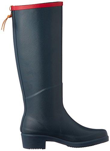 Aigle Womens Miss Juliette Rubber Boots Ardoise Cherry