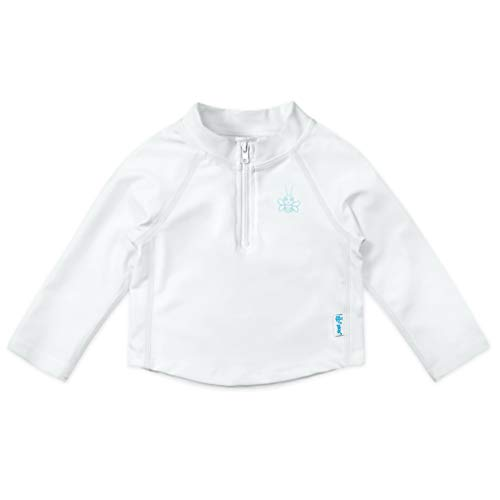 i play. Baby, White Zip, 18 Months