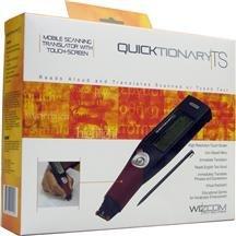 Wizcom Quicktionary TS Portable Scanning Translator (WQTTSSP) by Wizcom