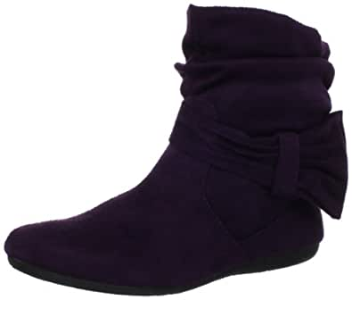 Rampage Women's Beecher Bootie,Purple,6 M US