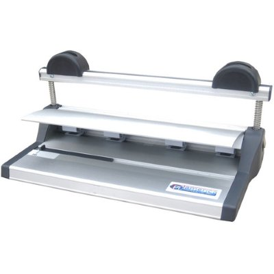 SB-41 Velobind 4 hole punch for use with 4 pin Velobind strip sets & EVelobind Velobind strips