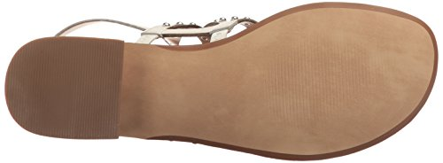 Franco Sarto Vrouwen Alyssa Dress Sandaal Wit