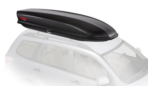 New Yakima Rack - Yakima Skybox 18 Carbonite Cargo Box