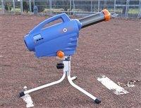 Zooka: ZS740 Pitching Machine with Short (Zooka Machine)