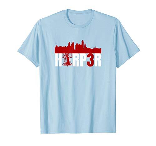 Harper Philadelphia Baseball Make Philly Great Again T Shirt