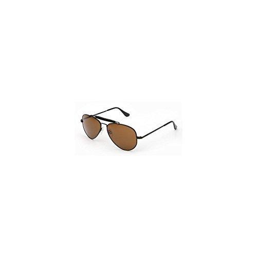 Randolph Sportsman Sunglasses Matte Black / Skull / Tan Polarized Glass - Sportsman Sunglasses Randolph