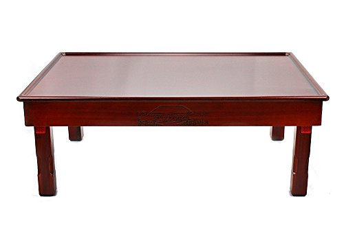 Asian Traditional Table (Excelife 86150 Multi Folding Wooden Korean Tea Table M Size, Medium)