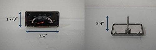 Nexgrill 05001264A0 Gas Grill Temperature Gauge Genuine Original Equipment Manufacturer (OEM) Part