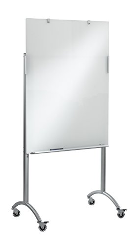 Iceberg ICE31100 Mobile Glass Easel with Padchart Hooks, 36