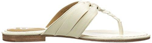 Sandalo Infradito Da Donna Di Carson Frye Bianco