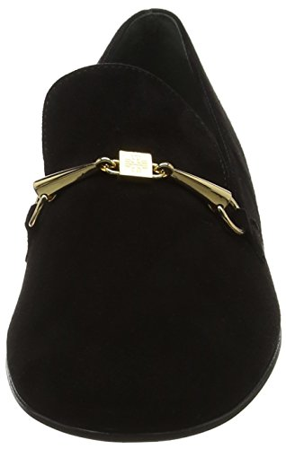 10 Women's 0100 Loafers 1512 0100 Black HÖGL 4 Schwarz EOdqOw