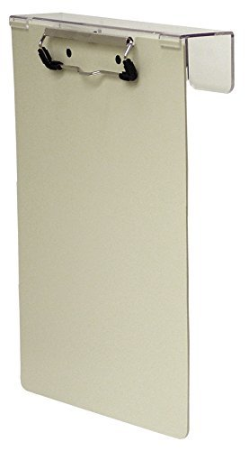 (Poly Overbed Clipboard Color: Beige by Omnimed)