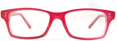 Retro Eyeworks Olympic Reading Glasses 50-18 MM 2.0x Pink