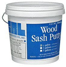 CRL Gallon Wood Sash Putty by CR Laurence