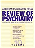 American Psychiatric Press Review of Psychiatry, Allan Tasman, 0880484365