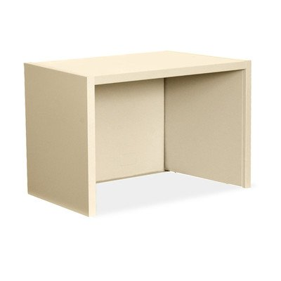 Mailroom Riser for 30'' Corner Table Finish: Putty