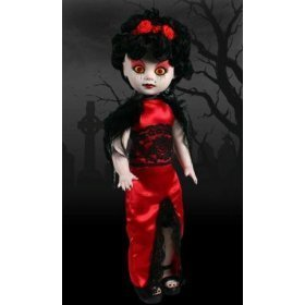 Living Dead Dolls Fashion - Living Dead Dolls Series 5 Jezebel