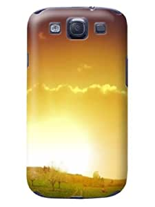 Durable lovely hard TPU Phone Protection Case fashionable New Style 3D Designed for Samsung Galaxy s3