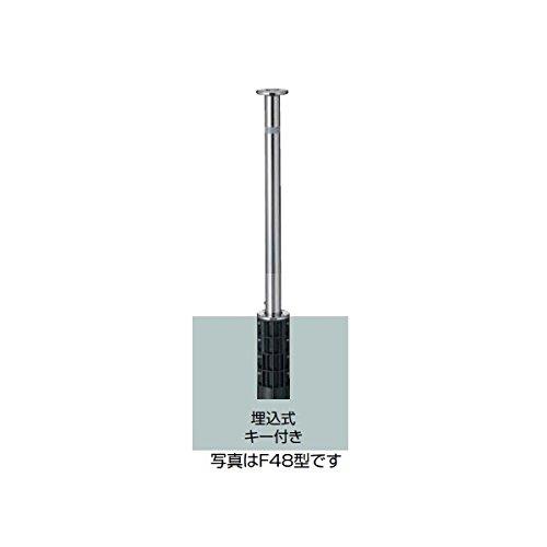 LIXIL(リクシル) TOEX スペースガードF48型 埋込式 キー付 標準 LNF01 B073R762L7 16154