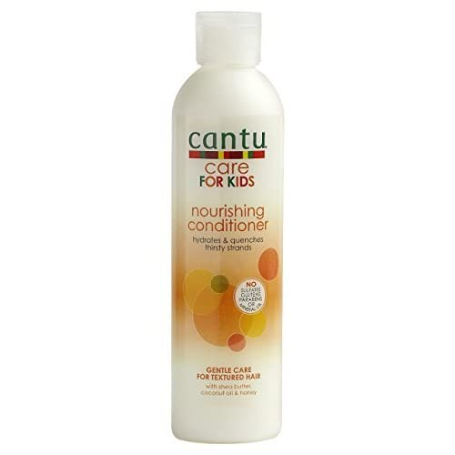 Cantu Care For Kids Nourishing Conditioner 8oz (2 Pack)