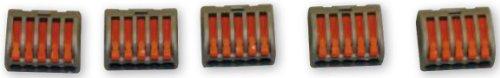 Custom Dynamics 5-Spot Wiring Cage Clamp (Custom Cage)