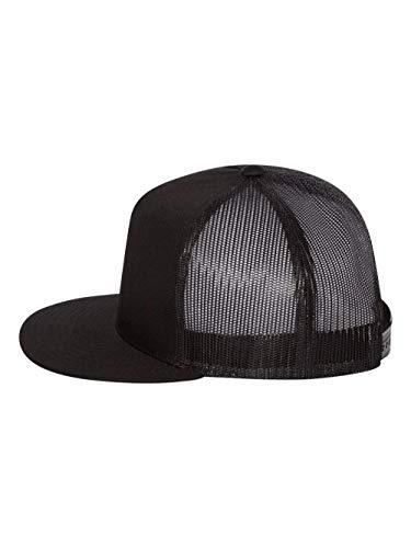 3587a3cf6 Yupoong Flexfit 6006,6006T,6006W 5 Panel Classic Trucker Snapback Hat Cap