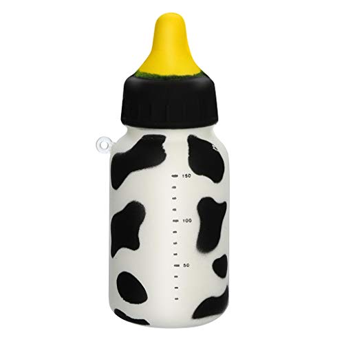 OrchidAmor New Feeding Bottle Cat Fruit Scented Slow Rising Squeeze Stress Relief Toys Collect ()