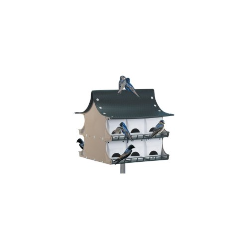 Family Purple Martin Bird House product image