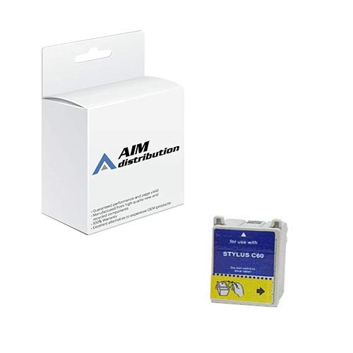 T029201 Color Inkjet - AIM Remanufactured Replacement for Stylus C50/60 Color Inkjet (300 Page Yield) (T029201-US)